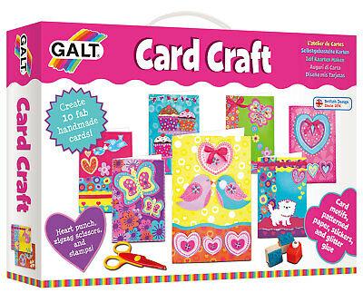 Galt Toys Creative Cases Card Craft Set - FAST & FREE