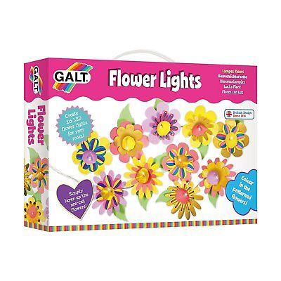 Galt Toys Creative Cases Flower Lights Kit - FREE & FAST