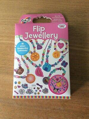 Galt Toys FLIP JEWELLERY Set Kit Toy Kids Fashion Children
