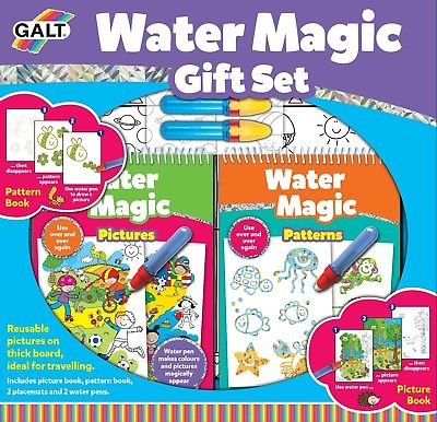 Galt Toys Water Magic Gift Set For Kids - FAST AND FREE