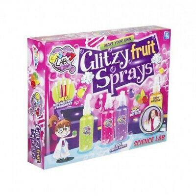 Grafix Make Your Own Glitzy Fruit Sprays - GROOVY LABZ