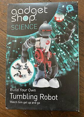Kids Gadget Shop Science Build Your Own Tumbling Robot