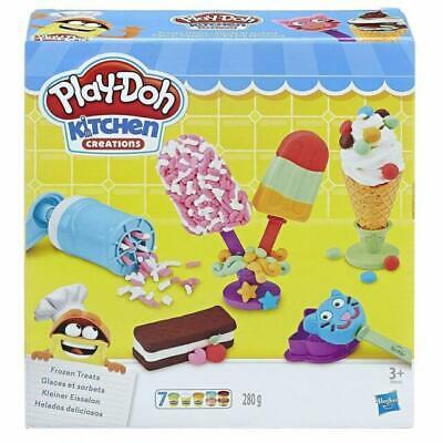 Play-Doh Kitchen Creations Frozen Treats - Multicolor BRAND