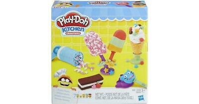 Play-Doh Kitchen Creations Frozen Treats Play Set - BRAND