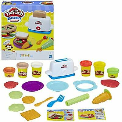 Play-Doh Kitchen Creations Toaster Multicolour