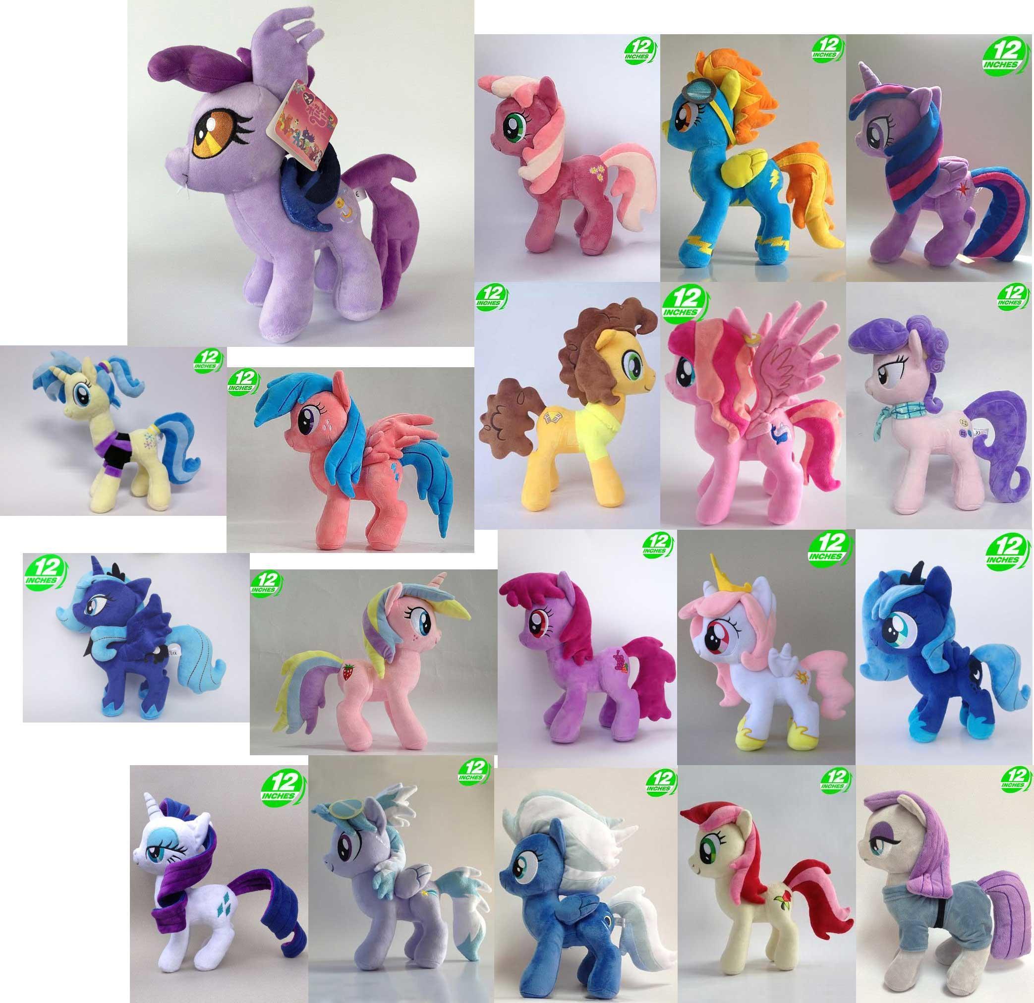 WTB My Little Pony OlyFactory plushies