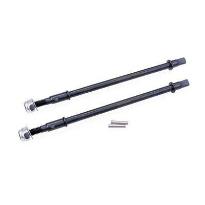 1X(2Pcs 105mm Steel Rear Straight Axle Wheel Drive Shaft