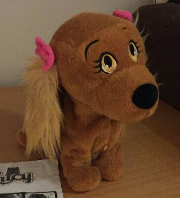 Lucy The Dog Interactive Toy