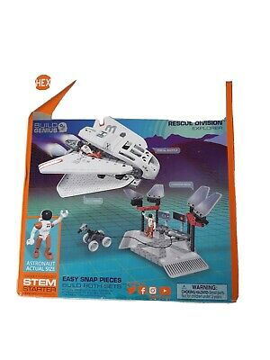 VEX Robotics Rescue Division Easy Construction Kit by HEXBUG