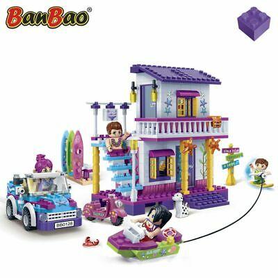 BanBao Children Pretend Building Brick Set Construction Toy