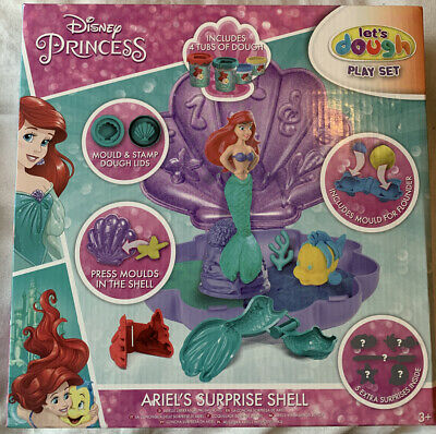 Disney Princess Let's Dough Play Set