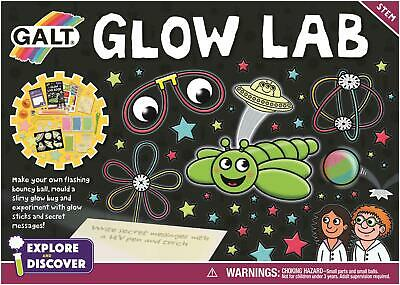 Galt GLOW LAB Kids Educational Toy BN