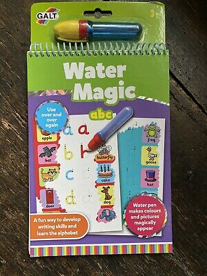 Galt Toys New Water Magic ABC - FAST DELIVERY. Never Used