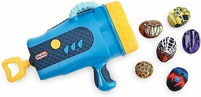 LITTLE TIKES MY FIRST MIGHTY BLASTERS DUAL BLASTER BRAND NEW
