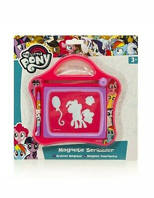 My Little Pony Mini small Magnetic Scribbler drawing board