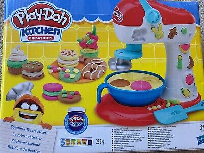 Play-Doh Kitchen Creations - Spinning Treats Mixer - Brand