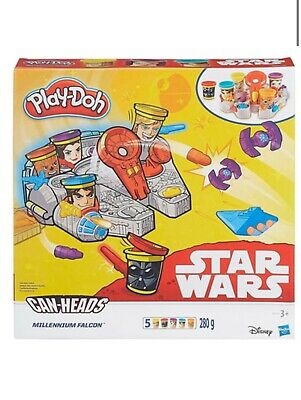 Play-Doh Star Wars Millennium Falcon Featuring Can-Heads New