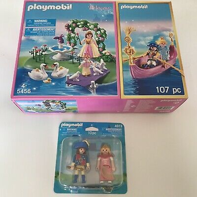 *BRAND NEW* Playmobil  Princess Fairy Island & Boat Set