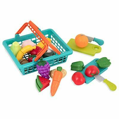 Battat BTZ Kids Shopping Basket – Toy Kitchen
