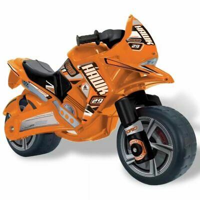 INJUSA Push Motorbike Hawk Ride-on Toy Car Kids Children