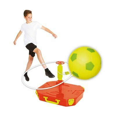 Mookie Soccer Swingball First Red and Yellow Portable