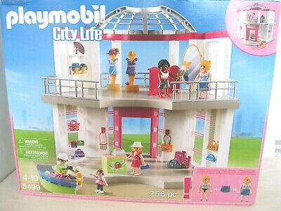 *PLAYMOBIL  CITY LIFE SHOPPING CENTRE FASHION BOUTIQUE