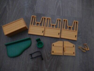 PLAYMOBIL SPARE PARTS PONY HORSE RANCH FARM STABLES .