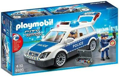 Playmobil  City Action Police Squad Car