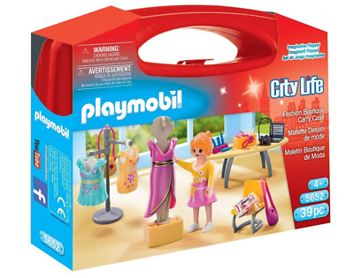 Playmobil  City Life Collectable Large Fashion Boutique