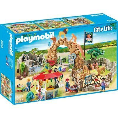 Playmobil  City Life Large City Zoo