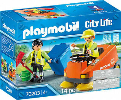 Playmobil  City Life Toy Role Play Multi-Coloured One