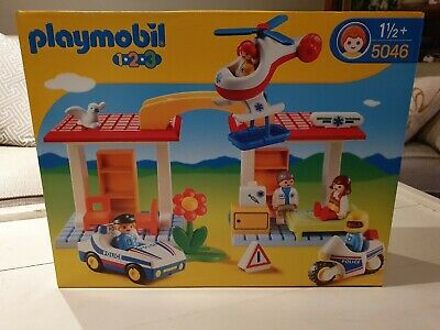 Playmobil  Hospital with Paramedics and Police Officers