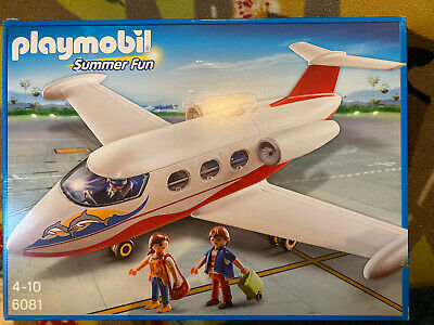 Playmobil  Summer Fun Summer Jet - Used Complete
