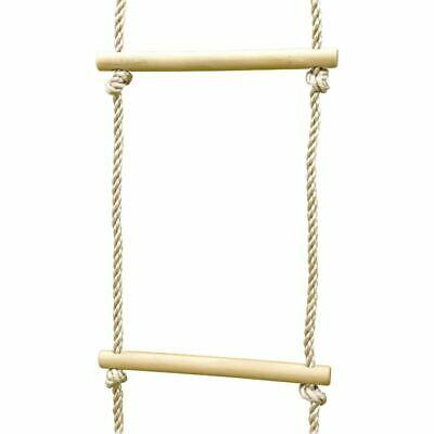 TRIGANO Rope Ladder for Swing Sets 3-3.5m Kids Children