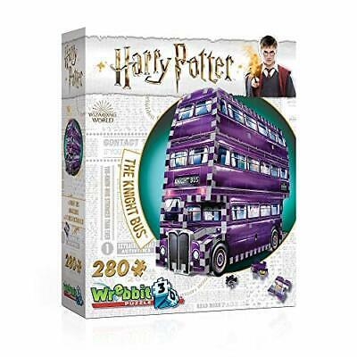 Wrebbit 3D W3D- Harry Potter The Knight Bus 3D Puzzle -
