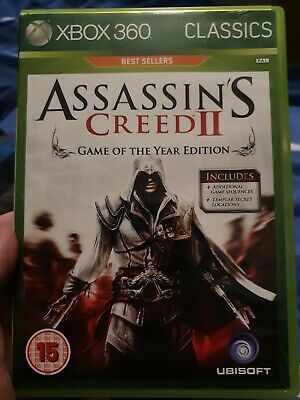 Assassin's Creed II -- Game of the Year Edition (Classics)