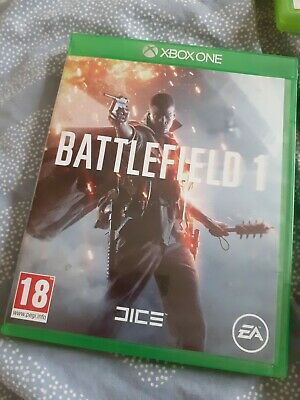 Battlefield 1 for Xbox One in NEAR MINT Condition