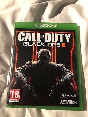Call of Duty Black Ops 3 (Microsoft Xbox One, )