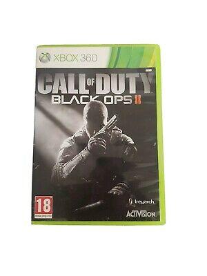 Call of Duty: Black Ops II (Microsoft Xbox )