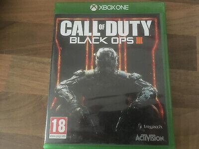 Call of Duty: Black Ops III (Microsoft Xbox One, )