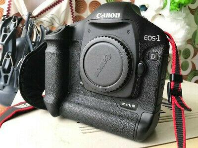Canon 1D Mark III 10.1MP Digital SLR (Body Only) Camera -