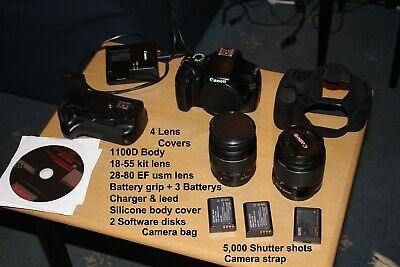Canon EOS D 12.2MP Digital SLR Camera - Starter Kit,
