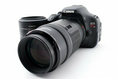Canon EOS Rebel T3i/600D 18.0MP mm Lens [Exc+++]