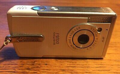 Canon IXUS i / PowerShot Digital ELPH SDMP Digital