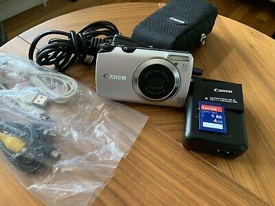 Canon PowerShot A IS 16MP Digital Caméra - Perfect
