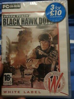 Delta Force: Black Hawk Down (PC: Windows, ) - US