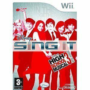Disney Sing It: High School Musical 3: Senior Year (Wii)