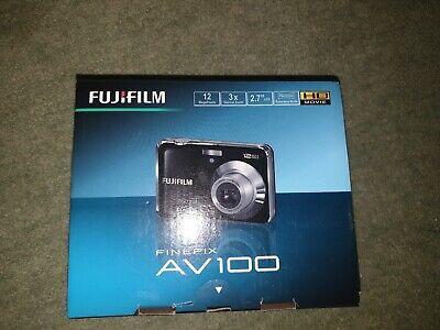 Fujifilm FinePix A Series AVMP Digital Camera -