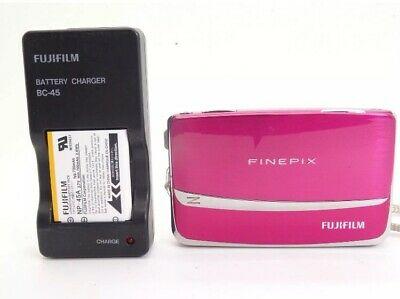 Fujifilm FinePix Z Series ZMP Digital Camera - Pink