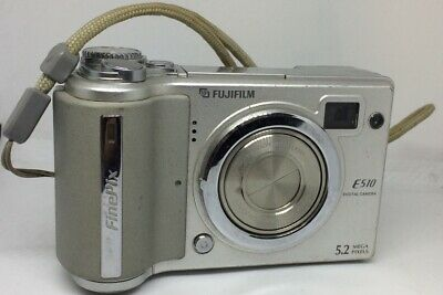 Fujifilm Finepix E Series E MP Digital Camera -